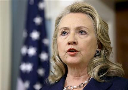 """希拉里回应""""邮件丑闻"""":已促国务院公开邮件"""