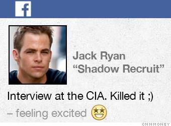 CIA用人标准:社交网站不能不用但也不能依赖