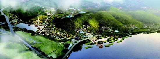 無錫太湖國家旅游度假區簡介