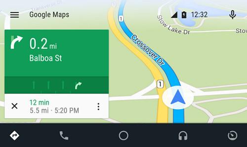 谷歌推出汽车应用Android Auto:需搭配特定硬件