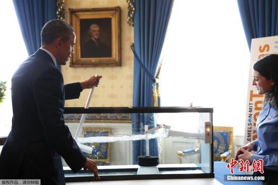 奥巴马下令将制裁发动网络攻击的国家