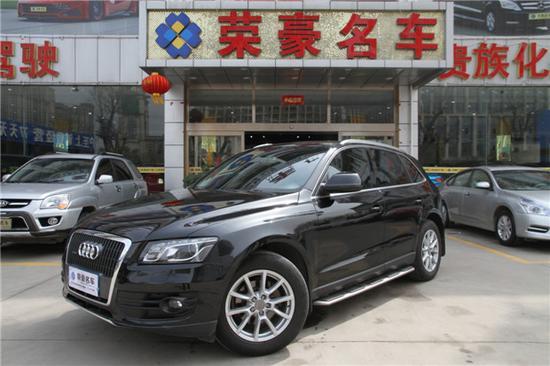 二手车2011款奥迪Q5舒适型售价33.8万