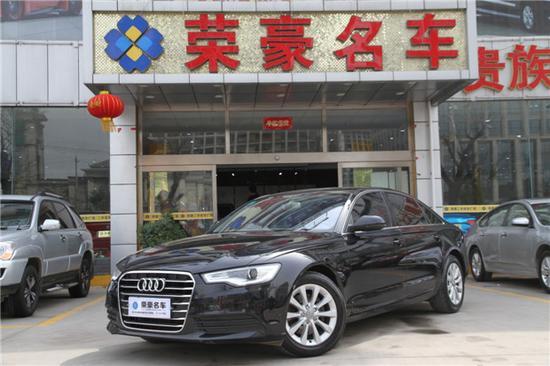 二手车2012款奥迪A6L标准型售价31万