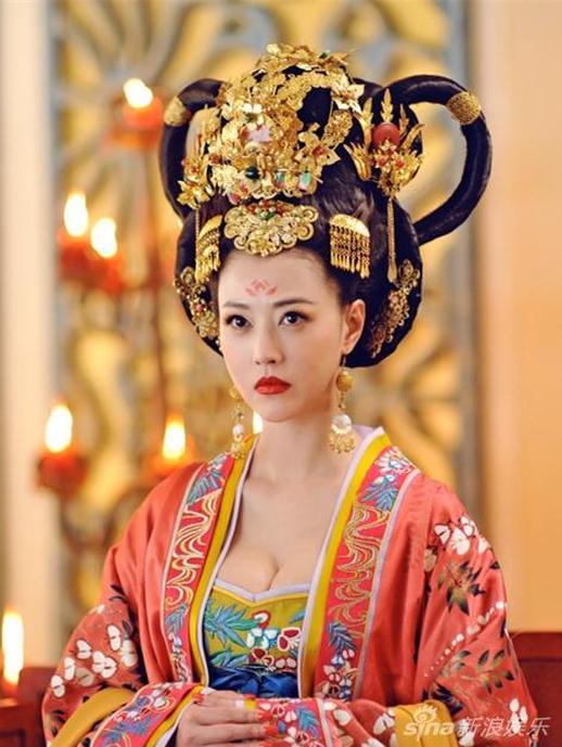Traditional japanese princess dress