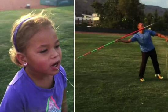 幼女小网站_北京奥运冠军投标枪为幼女拔牙 场面血腥