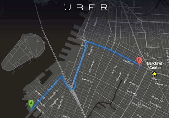 传Uber放弃竞购诺基亚Here地图业务