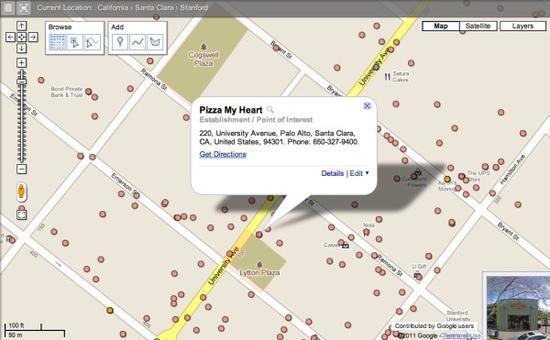 谷歌Map Maker遭恶搞 暂停用户编辑地图权限