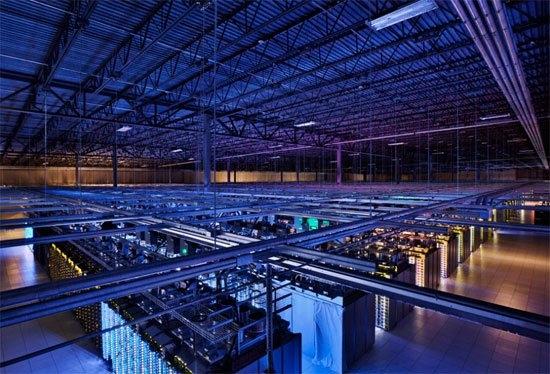 谷歌再投3.8亿美元扩容亚洲数据中心