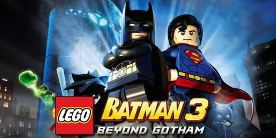 樂高聯手漫威 《樂高蝙蝠俠:飛躍哥譚》登陸ios圖片
