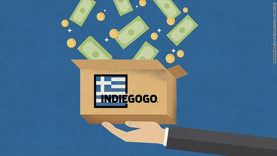 大爱无疆:有个英国人想众筹解决希腊债务问题