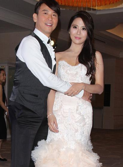 陶喆与老婆Penny