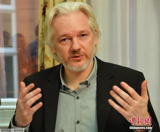 法国拒绝维基揭秘创始人阿桑奇政治庇护请求