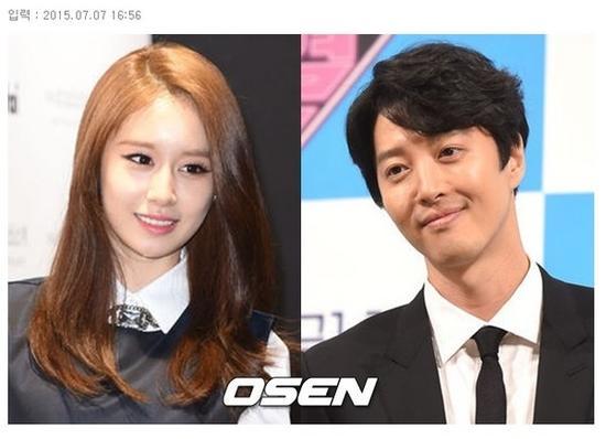 智妍和李东健