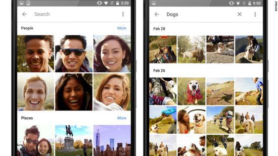 """谷歌表示将解决Photos应用""""偷传""""照片问题"""