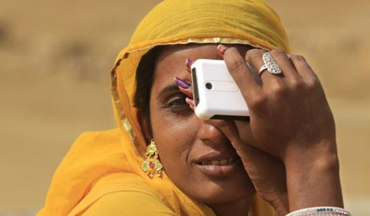 2017年印度移动互联网用户将增至3.14亿