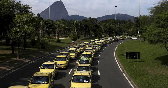Uber巴西争议声中加速扩张 App下载量创新高