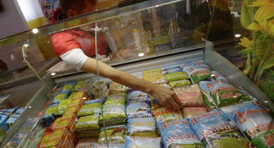 俄媒:中国电商将开售俄罗斯商品 海产品受青睐