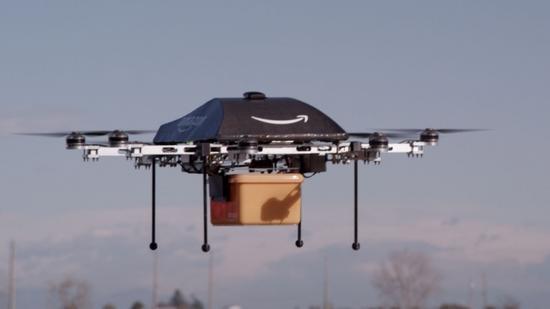亚马逊CEO:未来无人机送货会像卡车一样常见