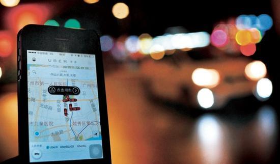 Uber抄袭滴滴:向后来者学习