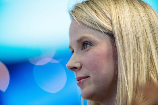 雅虎CEO宣布怀上双胞胎女儿 预产期今年12月