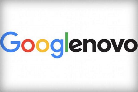 美媒:谷歌联想新Logo 现惊人相似 或引领新趋势