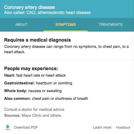 谷歌疾病搜索让百度情何以堪 快来体验一下吧