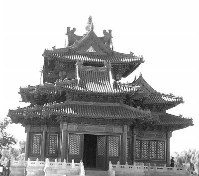 北京故宫珍藏的那些国宝