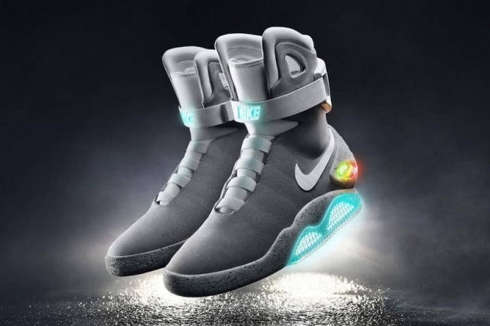 数码相机产品定位_Nike发布了可以自动系鞋带的智能鞋|耐克|智能鞋_识趣_新浪科技 ...