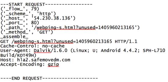 App窃取用户数据日益猖獗 连搜索记录都不放过