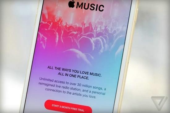 Apple Music遭吐槽:Bug多还不同步