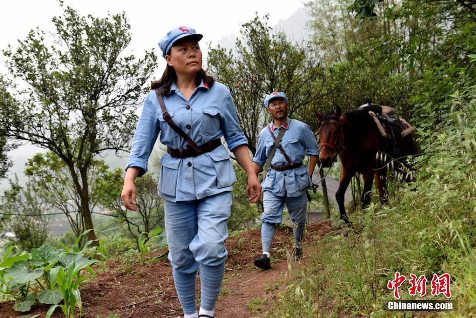 7个半月4500公里!澳大利亚女子骑马独行,只为内心平静