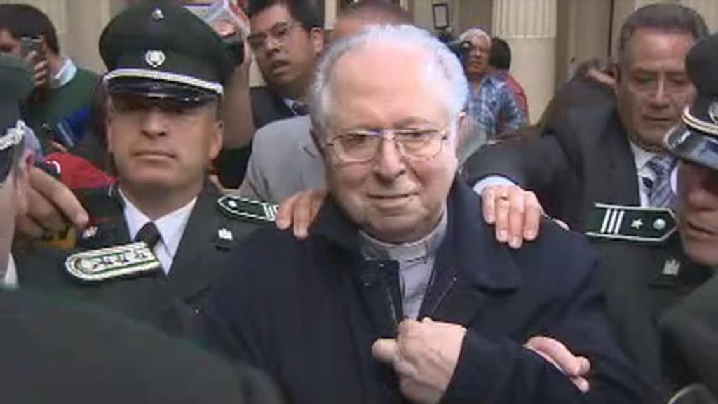 卡拉迪玛 图片来自梵蒂冈内部通讯(vatican insider)