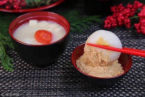 日本年糕(视觉中国)