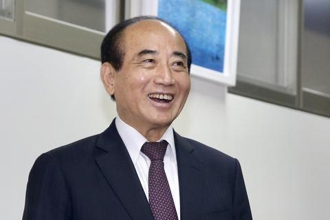 王金平(图源:台媒)