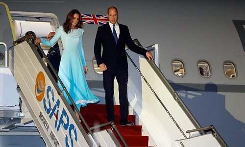 13年后英国王子王妃再次访问巴基斯坦_意大利新闻_意大利中文网