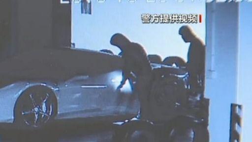400萬法拉利跑車被盜 警方60小時破案追回失車|汾湖