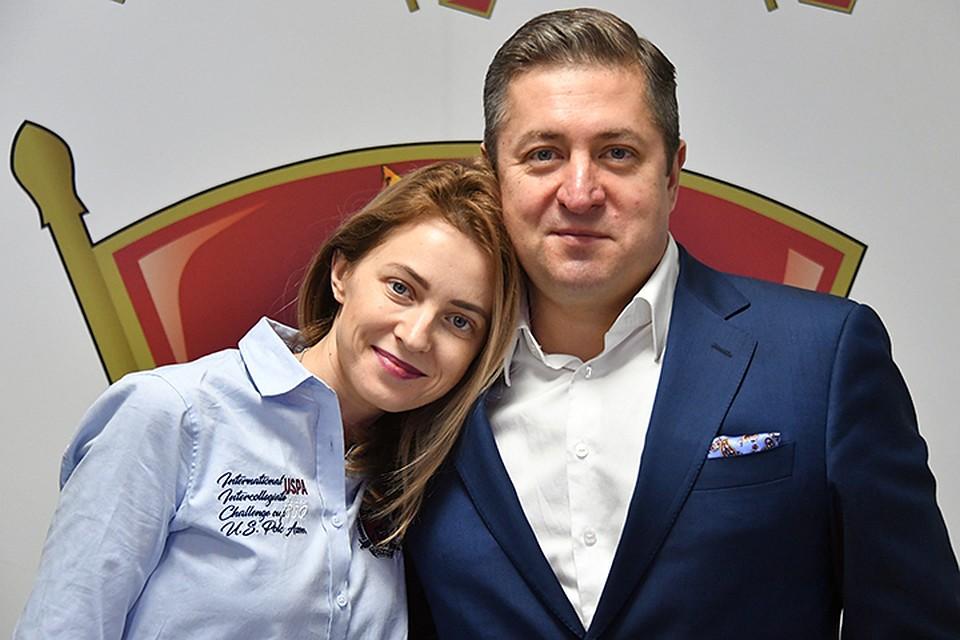 波克隆斯卡娅和索洛维约夫 图自俄媒