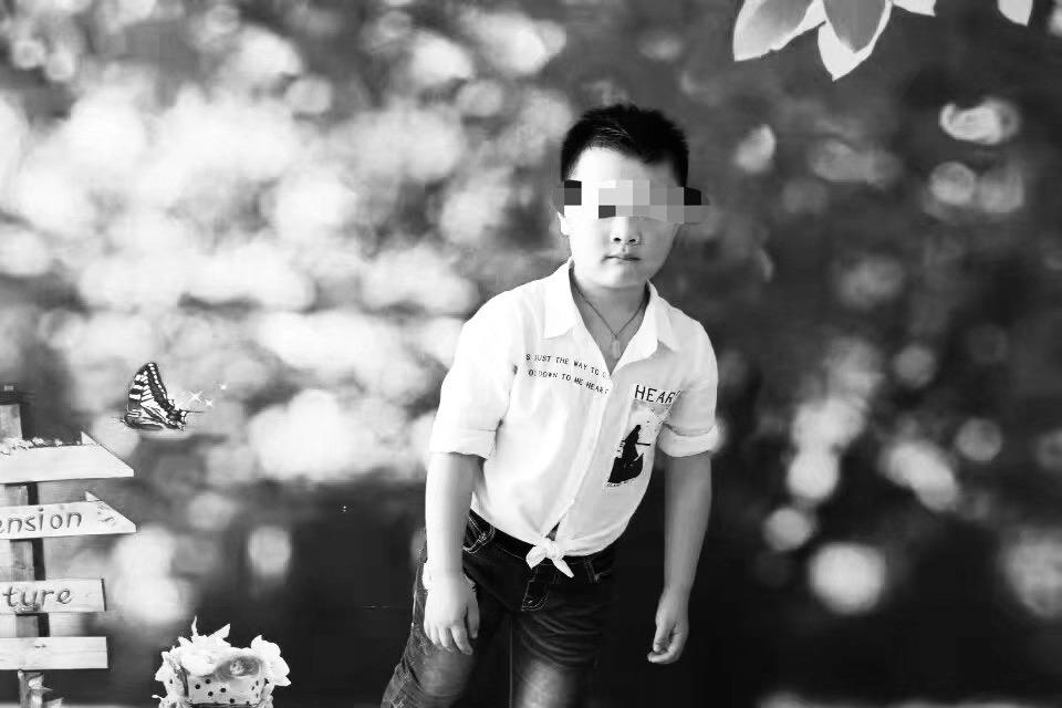 林棋生前照片。 受访者供图