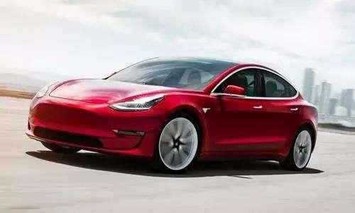 特斯拉Model 3提前交付 争夺新能源市场