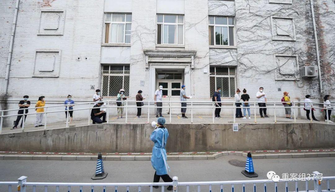 探访北京核酸检实验室 日均40万的样本到底怎么检测