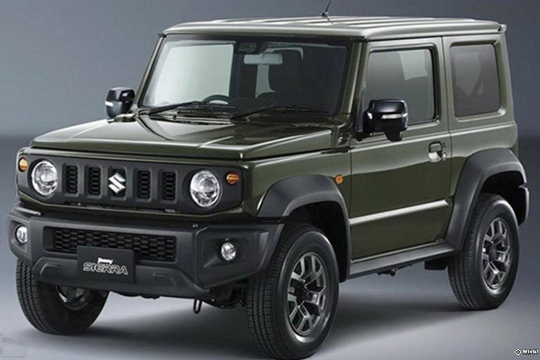 铃木汽车吉姆尼_铃木全新吉姆尼要来了或年内引入国内市场-新浪汽车