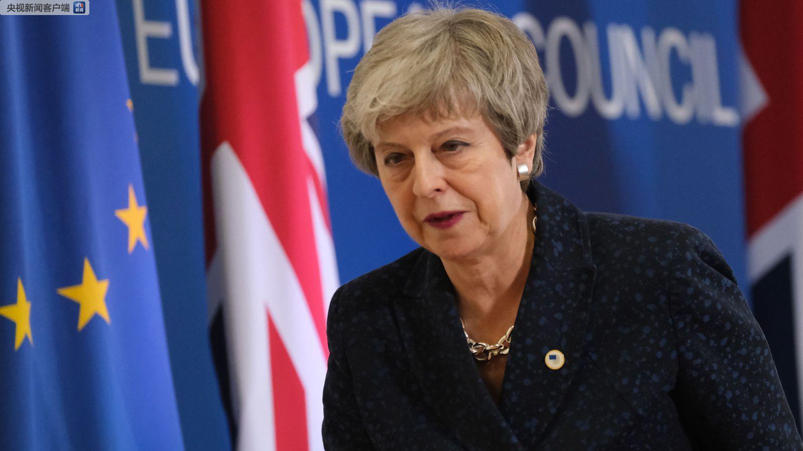 """聚焦英国""""脱欧"""" 英国首相将前往德法进行外交努力"""