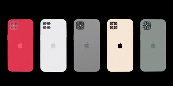 iPhone 12 Pro的概念渲染视频曝光,重...