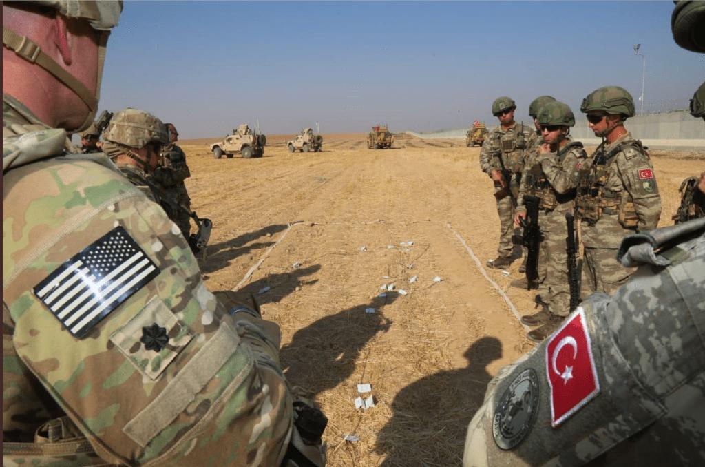 【蜗牛棋牌】无民意基础又无死战决心 库尔德人的溃退并不意外