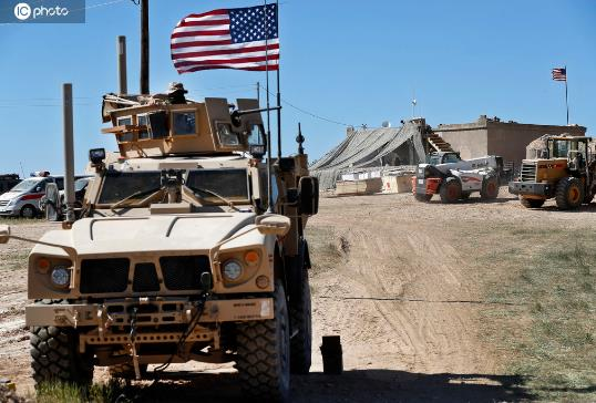 美军要留在叙利亚护油田?俄国防部:他们就是强盗