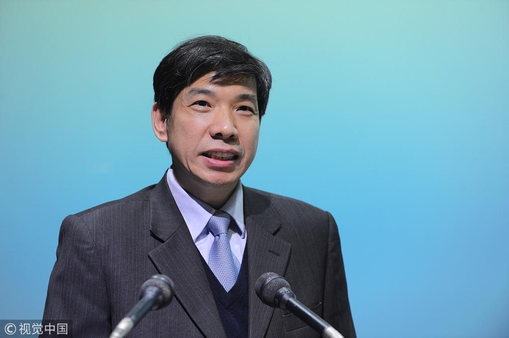 陈飞虎任中国大唐集团有限公司董事长、党组书记   图片来自视觉中国