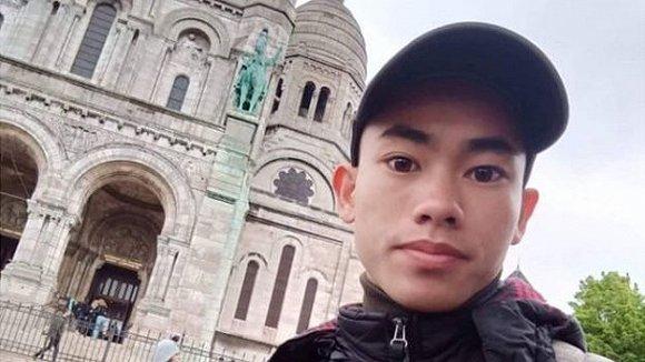 Nguyen Dinh Luong (家属供图)图片来源:BBC