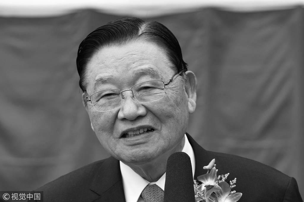 海基会前董事长江丙坤