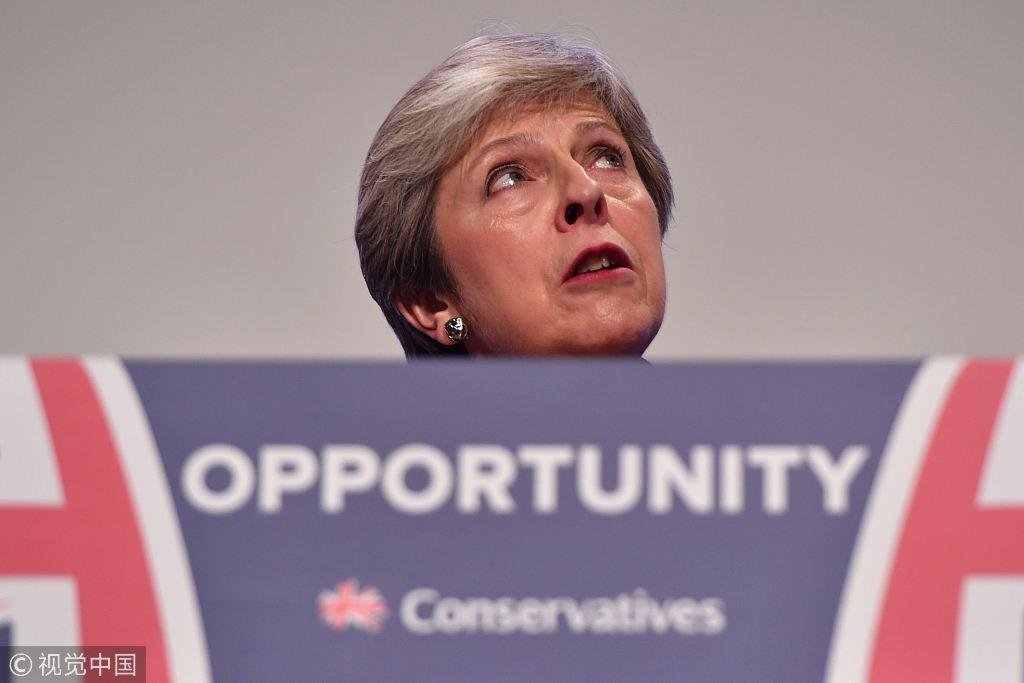资本告诉你 英国脱欧的大结局不会很糟糕,外汇交易怎么看趋势