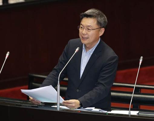 """民进党""""立委""""赵天麟(图片来源:台湾""""中时电子报"""")"""